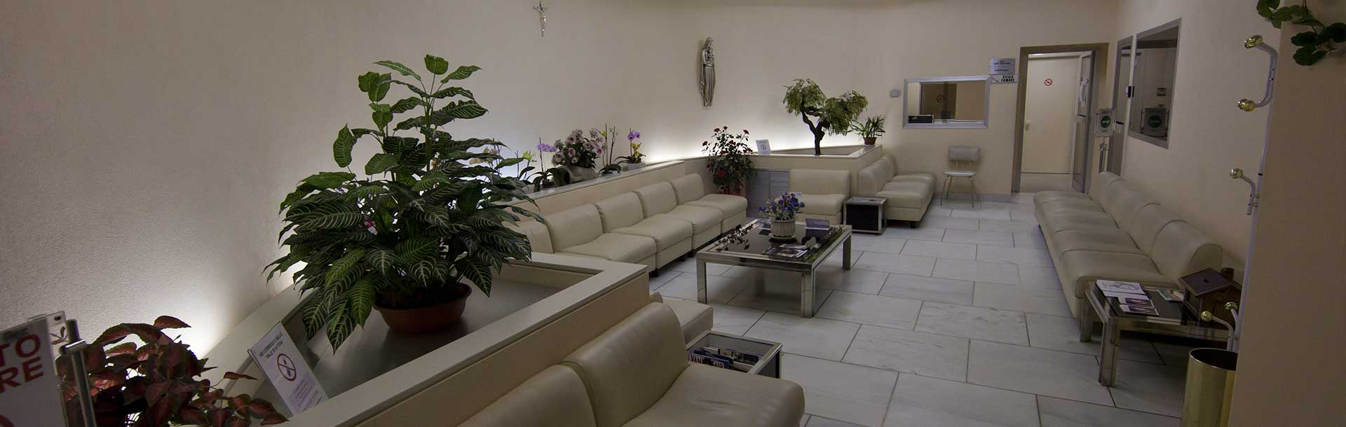 Casa Di Cura Villa Del Rosario Via Flaminia  Roma