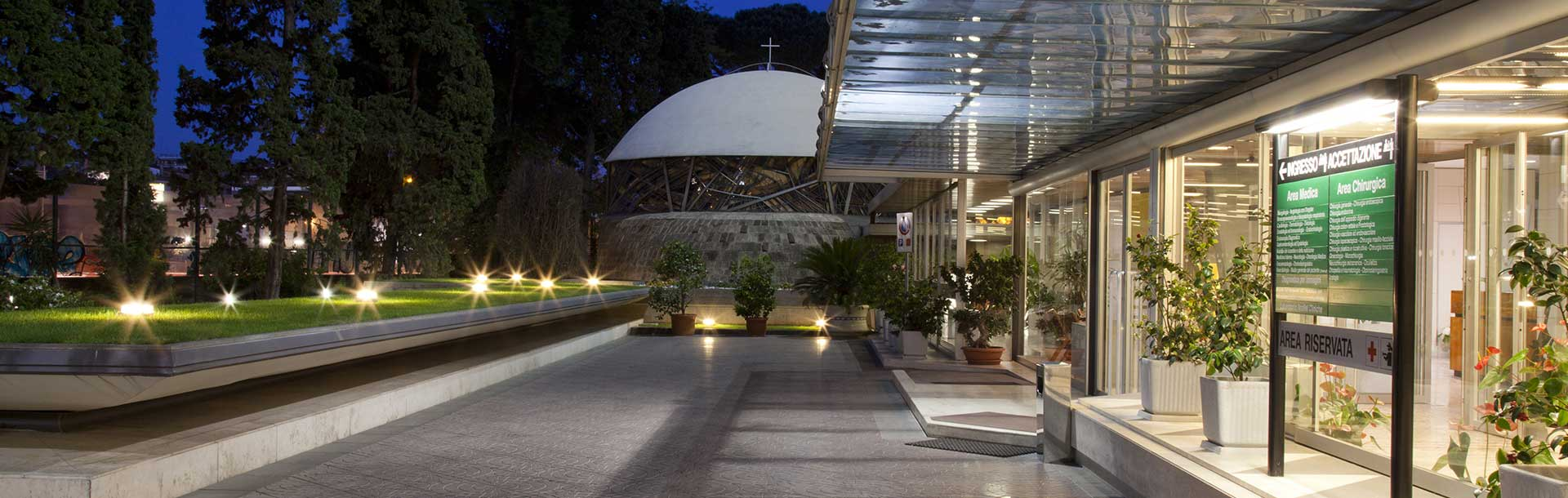Casa Di Cura Clinica Villa Flaminia